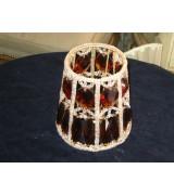 Paralume per lampadari o applique con cristalli di boemia e swarovski